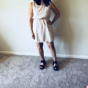 Cream colored Summer Dress